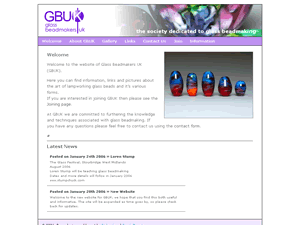GBUK Site Look and feel